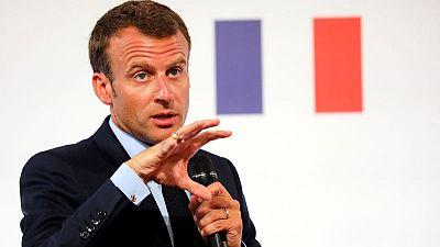 German economists oppose 'high risk' Macron euro zone reform plan