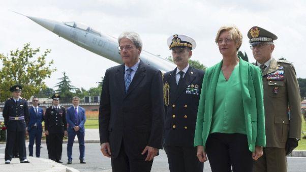 Gentiloni, contro Daesh Italia decisiva