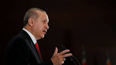 Erdogan hints Turkey may ban some Israeli goods because of Gaza violence - media