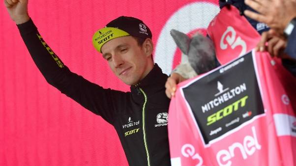 Giro: Yates leader, Dumoulin a 56''