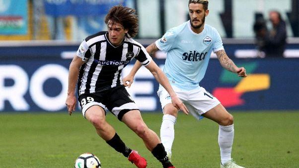 Udinese, Balic sarà operato al ginocchio