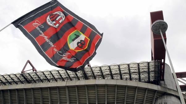 UEFA to turn down AC Milan's request for fair play settlement agreement - source