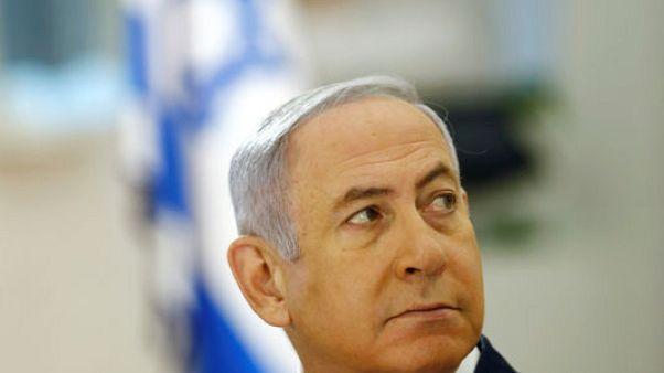 مجلس الوزراء الأمني الإسرائيلي يجتمع في غرفة محصنة تحت الأرض