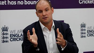 England director of cricket Strauss to 'step back' from duties