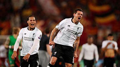 Van Dijk has made me a better player, says Liverpool's Lovren