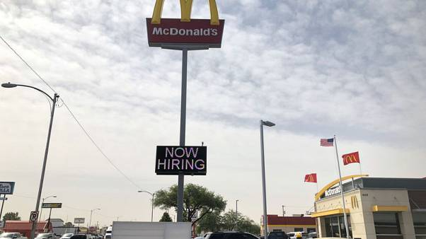 Workers hit McDonald's with new sexual harassment claims
