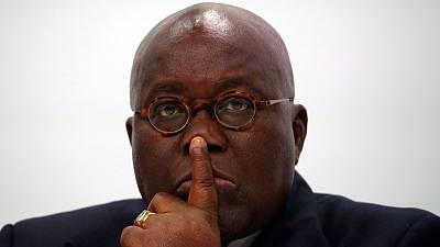 Ghana president demands criminal probe into football body chief