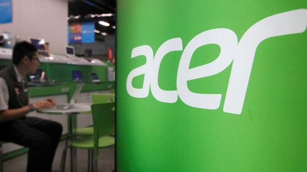 Acer to unveil new Chromebooks, next step in Google's business pitch