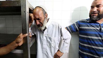 Israeli army kills two militants in Gaza border shelling - medics