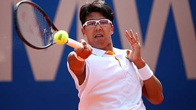 Chung well prepared for Nadal thanks to big brother