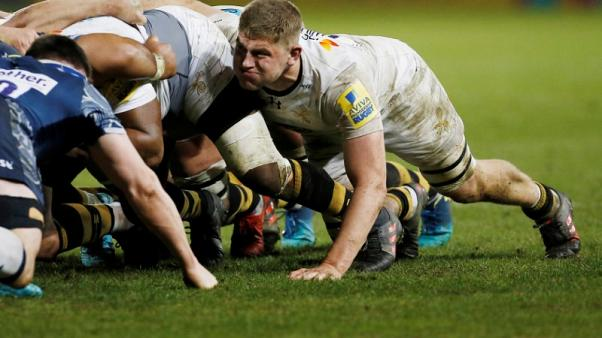 Wasps flanker Willis faces year out with knee injury