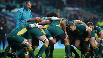 Australia out to cut Ireland down to size in June, says Cheika