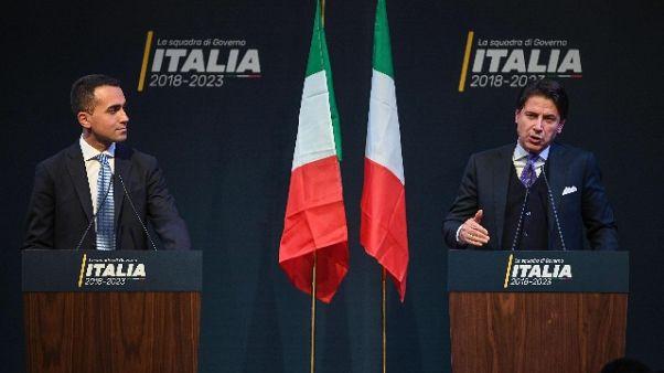 Di Maio, Conte resta candidato premier