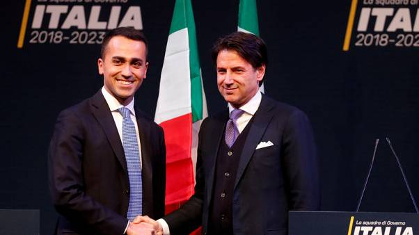 Italy's Conte remains League, 5-Star candidate for prime minister-Di Maio