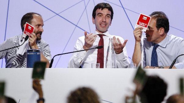 Martina, Partito di Renzi? Non ci credo