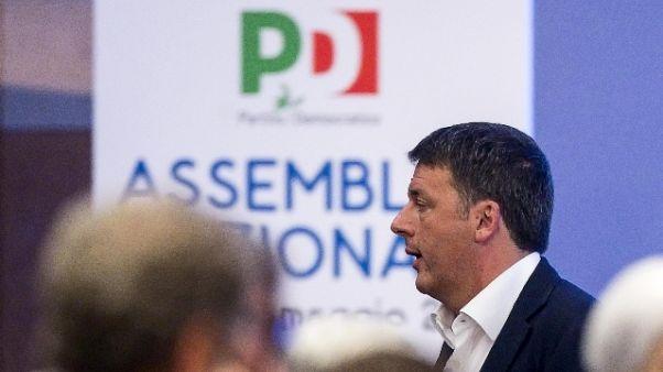 Staff Renzi, non pensa a nuovo partito