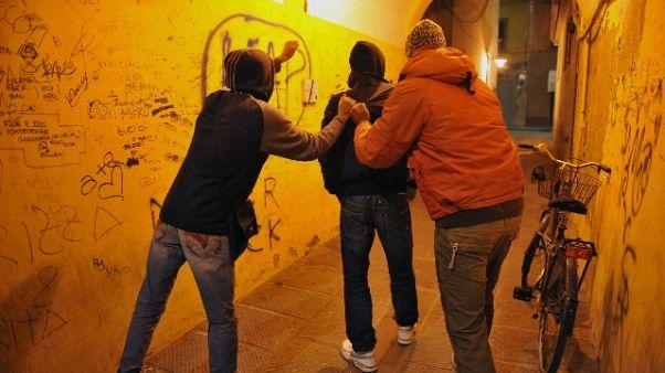 Rapina a 15enni, arrestati 4 bulli