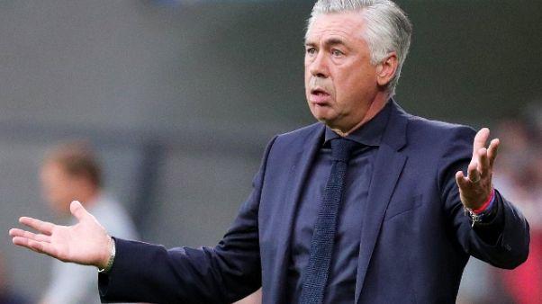 Napoli,accordo quasi fatto per Ancelotti