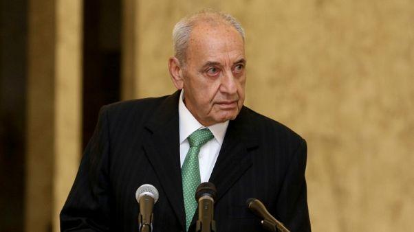 بري رئيس للبرلمان اللبناني للمرة السادسة وفرزلي نائبا له