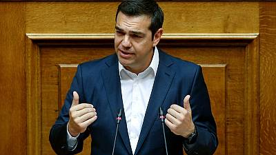 With eye on re-election, Greek PM rolls dice on Macedonia