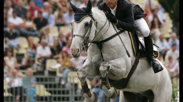 Equitazione,a Piazza di Siena anche Ficr