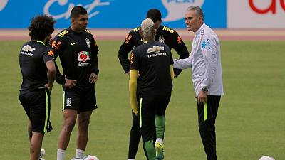 Recovering Brazil are favourites with everything to prove