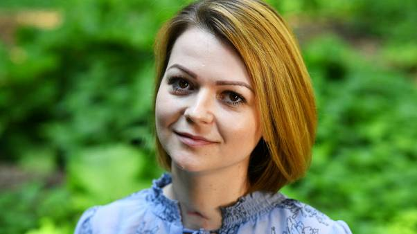 Exclusive - Yulia Skripal: Attempted assassination turned my world upside down