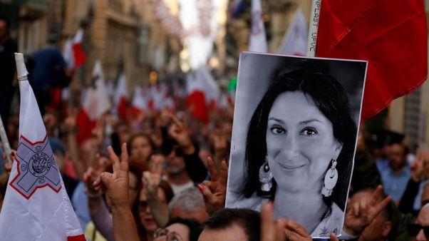 Laptops of slain Maltese journalist handed to German police