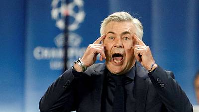 Napoli appoint Ancelotti in bid to end Juventus dominance