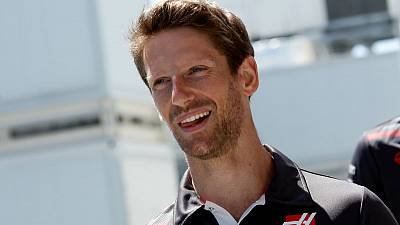 Grosjean plays down his lack of points