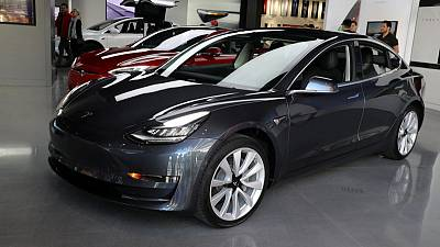 Tesla Model 3 registrations zip past rivals in California