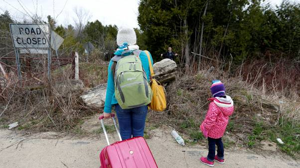 Canada's largest city to open emergency housing for asylum seekers