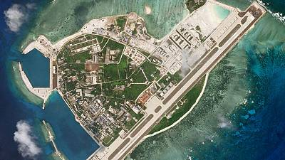Concrete and coral - Beijing's South China Sea building boom fuels concerns