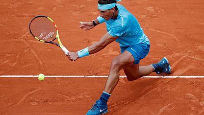 Deja vu as Nadal crushes his friend Gasquet in Paris