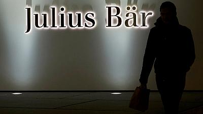 Swiss bank Julius Baer's managed wealth hits record