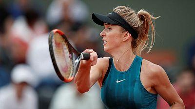Svitolina falls short again at French Open