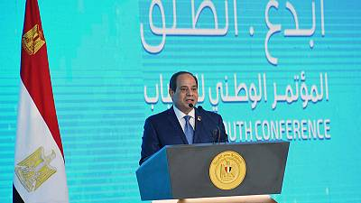 Sisi sworn in for second Egyptian presidential term