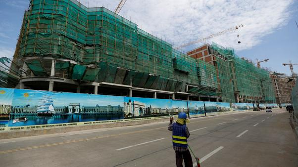 In Cambodia's capital, Chinese buyers pump luxury property bubble