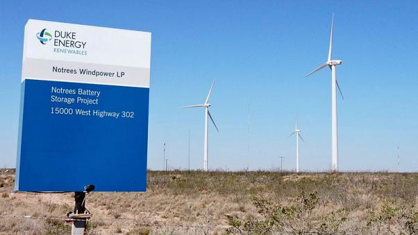 General Electric's power unit fights for growth as wind, solar gain