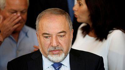 Israel plans 2,500 new settler homes in West Bank - defence minister