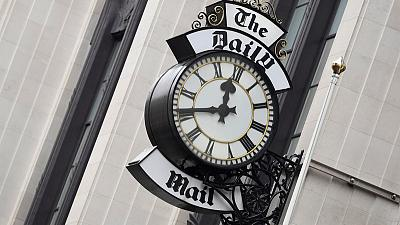 Daily Mail owner says cautious on the full-year due to tough ad market
