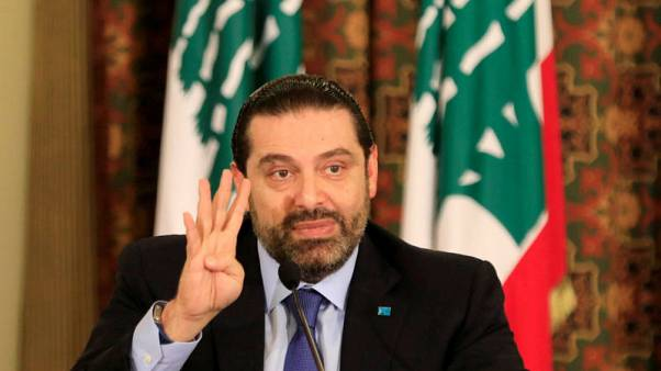 Lebanon's Hariri to become PM for third time