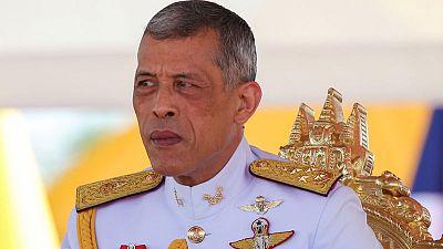 Thailand's king revokes ranks of senior monks involved in alleged graft