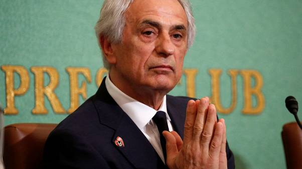 Halilhodzic launches JFA law suit, thinks Japan soccer boss acted illegally