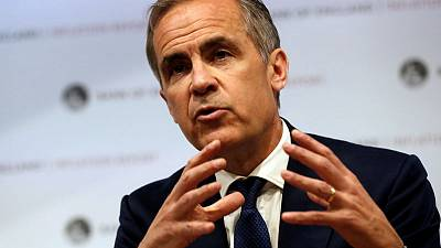 BoE's Carney hopes Sonia adoption will spur 'ecosystem' of financial products