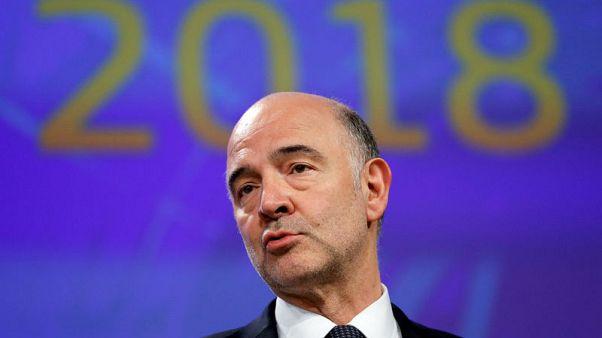 EU's Moscovici welcomes Italian PM call for EU dialogue