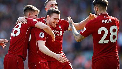 Liverpool renew Standard Chartered sponsorship deal