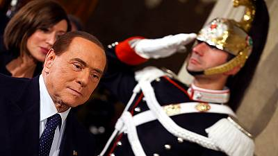 Berlusconi says Forza Italia will vote against government