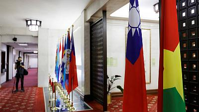 Taiwan 'sad, angry' as it loses second ally in a month amid China pressure