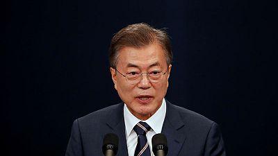 South Korea calls for more impromptu talks with North Korea as U.S. prepares for summit